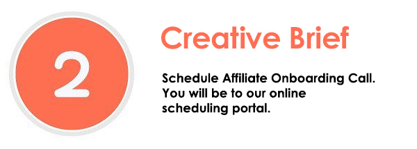 Affiliate Onboarding